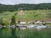am Bielersee; Kirche von Ligerz