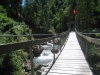 auf der Doppelbrücke