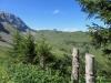 ütschiflue 2620m, Aeugi 2435m, Bummerengrat, hi  Regenboldshorn 2193m, Hüendersädel