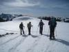 auf dem Abstieg vom Aettenberg; Spitzflue, Breccaschlund,les Recardets
