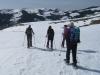 auf dem Abstieg vom Aettenberg