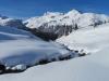 Winterwunder auf der Alp Flix; Pkt. 2792m,  Piz Platta  3392m, Piz Forbesch 3261m, Piz Arbalatsch 3203m