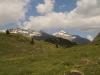 Piz  Lai Blau 2983m, Piz Vatgira 2983m, vo Pkt 2759m, Piz Gannaretsch 3040m