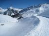 Schiesshorn 2605m, Valbellahorn 2764m