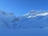 am Stellisee; Älplihorn 28423m, Tschirpen 2728m