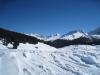 Maran; Davoser  Weissfluh 2843m,  Schiahorn, Chüpfenflue 2658m, hi Schafgrind 2636m, Mederger Flue 2706m