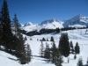 unt. Prätschsee;  Schiahorn 2790m, Chüpfenflue 2658m, hi Schafgrind 2636m, Mederger Flue 2706m