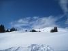 wunderbare Winterlandschaft mit Pkt. 2108m