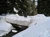 soviel Schnee hat es