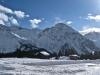 bei Maran 1862m; Maienfelderfurgga 2440m,  Amselfluh 2768m, Schiesshorn 2605m,  Valbellahorn 2764m