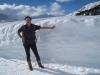 Bruni im Schnee