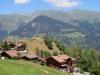 Fulberg 2390m, Schafläger 2429m, vo Arsass 1924m, Lünergrat 2386m, Ratloser Stein 2474m