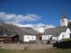 Bellwald 1560m mit Strahlgrat, Wannen Zwillinge, Kl. Wannenhorn 3707m
