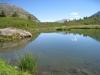 kleiner See bei Simplon Monte Leone