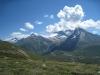 Bortelhorn, Furggubäumhorn, Wasenhorn 3245m, Mäderhorn 2852,  Monte Leone 3552m, Simplon Breithorn, Hübschhorn 3192m