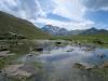 Straffelsee; Mattwaldhorn, Simelihorn, Ochsehorn und Ausläufer bis zum Gebidumpass