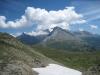 Wasenhorn 3246m, Monte Leone3553m, Breithorn 3438m, Hübschhorn 3192m, Wammischghörner 2923m