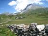 Blatte 19893m;  Wasenhorn 3246m, Mäderhorn 2852, Monte Leone 3552m