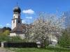 die Kirche von Vilters