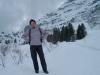 Bruni auf Rundweg Bargis 1549m mit Flimserstein 2400m