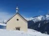die Kapelle bei Richinen