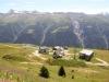 Flesche mit  2064m mit: Turbhorn 3245m, Ober Rappenhorn, Holzjihorn,langer Grat,  Schwarzhorn, Scherbadung