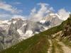 Klein Wannenhorn  3706m, Gross Wannenhorn  3905m