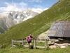 Grieschchumma 2350m, Klein Wannenhorn  3706m, Gross Wannenrhorn  3905m