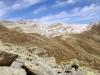 Sicht gegen Risihorn  2875m , Täschehorn  3008m