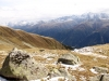 li im Hang  ist der Panoramaweg, auf dem ich später gehen werde;