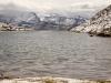 Mittelsee  2549m; Rappenhorn 3158m, hi  Turbhorn 3245m,  Ober Rappenhorn 3176m, Pkte: 3128m,3124m,3118m, Holzjihorn 2887m