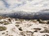 Klein Blinnenhorn 3316m,  Blinnenhorn 3373m,P. 3255m, P. 3187m, Rappenhorn 3158m, hi  Turbhorn 3245m,  Ober Rappenhorn 3176m, Pkte: 3128m,3124m,3118m, Holzjihorn 2887m