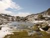 namenloser See vor Honeggerhorn
