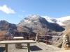 Curnasel 2809m,  Piz Varuna 3453m, Piz Palü Ost  und Palü Gletscher