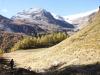 Piz Varuna 3453m, Piz Palü und Palü Gletscher