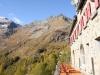 Piz Caral, Piz Mason; auf der Alp Grüm
