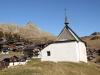 Kapelle auf der Bettmeralp mit Bettmerhorn