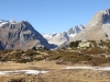 Nesthorn 3822m Sparrhorn 3020m,dahinter Bietschhorn, re Fusshörner