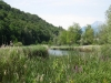 Lac du Mont d'0rge mit Grand Chavelard