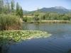 Lac du Mont d'0rge mit Mont Gond?