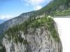 Lac de Tzeuzier 1778m Staumauer
