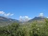 Chandolin près Savièse; le Sublage  2735m, le Serac 2817m, Prabé 2042m, Pra Roua 2581m