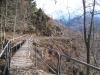 Brücke über den grosse Grabe