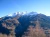 Bättlihorn 2951m, Gross Huwetz 2923m, Füllhorn 2738m