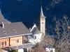 die Kirche von Ried/Mörel