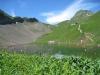 Eisee  1912m mit Eiseesattel ud Brienzer Rothorn 2350m