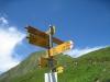 Eiseesattel 2025m mit Brienzer Rothorn 2350m