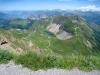 Eisee; Alpoglerberg 1842m, Schafnase 2011m, Rossflue  2073m,  Arnihaaggen 2086m, Höch Gumme 2011m