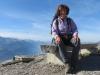 Marianne auf Gibel Steinmanndli  2040m;