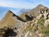 der Weg zum Eiseesattel; Brienzer Rothorn